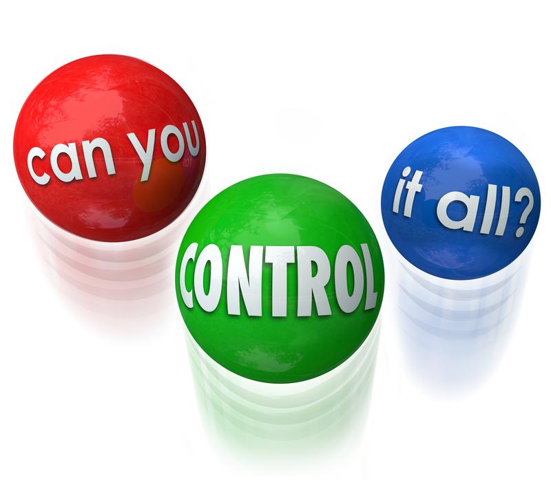 tag kontrollen angst, selvværd og selvtillid